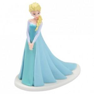 Reine des Neiges figurine plastique