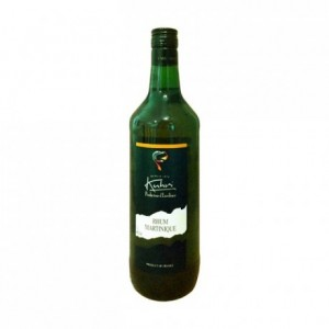 Rum from Martinique AOC 44% 1 L