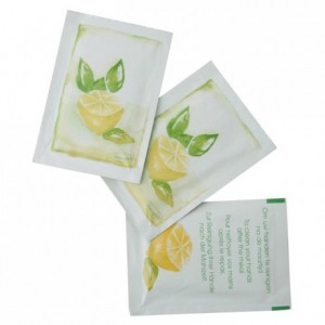 Rince-doigts senteur citron (carton de 1000)