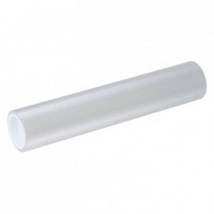 Rouleau à effets de côte en aluminium anodisé L 241 mm Ø 47 mm