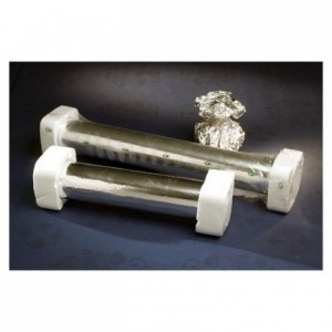 Aluminium foil refill 450 mm x 200 m (3 pcs)
