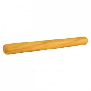 Rouleau à pâte en bois de buis véritable L 500 mm Ø 50 mm