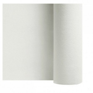 Table runner or face-to-face white 0.40 x 24 m (4 pcs)