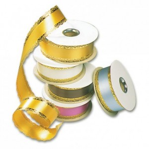 Ribbon for charlotte white 50 mm x 23 m