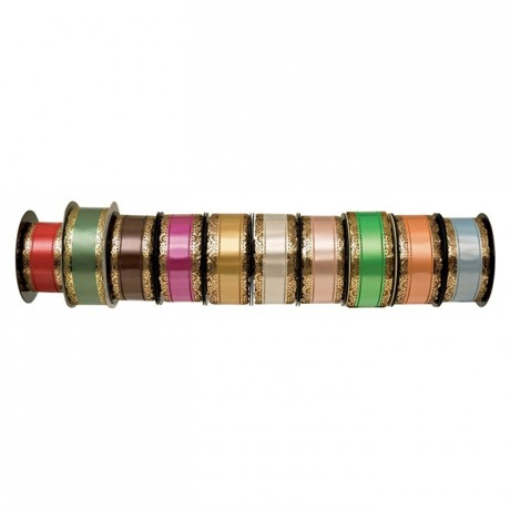 Ribbon for charlotte gold 40 mm x 23 m