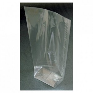 Trimmed corner sachet 190 x 100 mm (100 pcs)