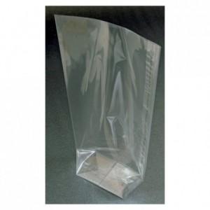 Trimmed corner sachet 255 x 145 mm (100 pcs)