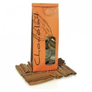 Sachet SOS chocolat mandarine 250 g (lot de 50)