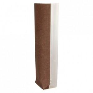 Toile de jute bag ecru 220 x 100 mm (100 pcs)
