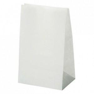 White paper bag H 240 mm (1000 pcs)