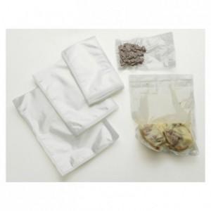 Embossed vaccum sealer bag 200 x 300 mm (pack of 100)