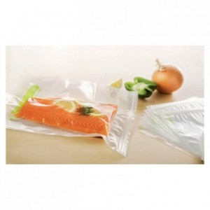 Standard vacuum seal bag 150 x 350 mm (pack of 100)