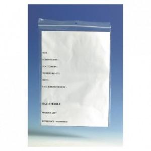Sterile zip lock bag 250 x 180 mm (1000 pcs)