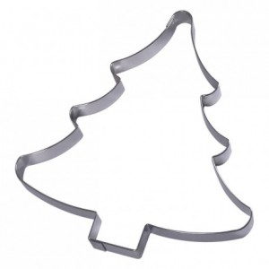 Christmas tree stainless steel H15 160x158 mm