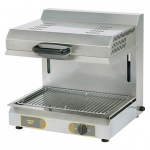 salamander with movable top - Salamander Kitchen