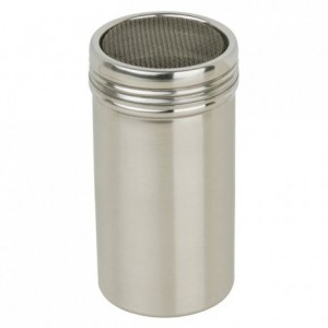 Mesh sugar shaker stainless steel Ø 70 mm