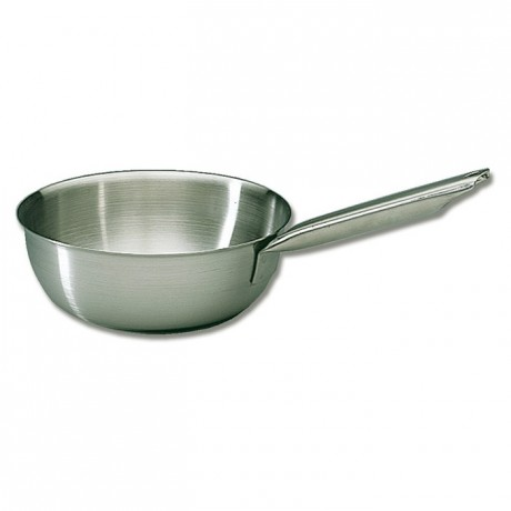 Flared saute pan Tradition without lid Ø 240 mm