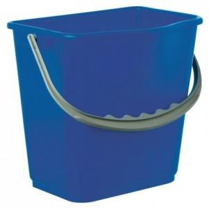 5 L blue bucket