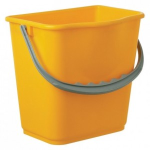 5 L yellow bucket