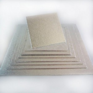 FunCakes Cake Board Square 17,5 x 17,5 cm