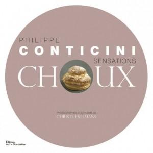 Sensations choux de P. Conticini