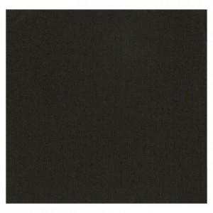 Serviette double point ébène 38 x 38 cm (lot de 900)