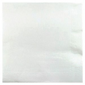 Double point white napkin 38 x 38 cm (900 pcs)