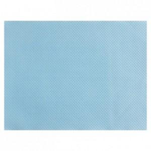 Place mat azur 400 x 300 mm (500 pcs)