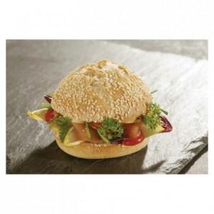 Silform 600 x 400 11 round little breads Ø 125 mm H 16 mm
