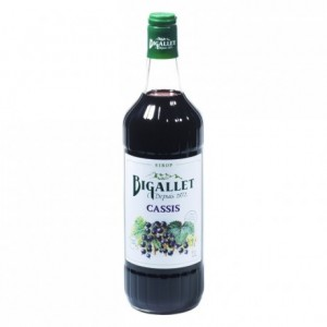 Blackcurrant syrup 1 L