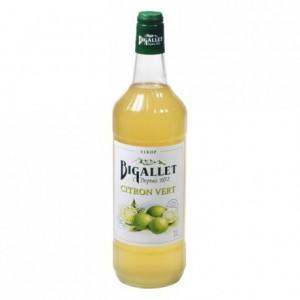 Sirop Citron vert 1 L