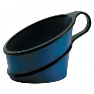 Socle «Combicup» bleu (lot de 150)