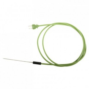 Sonde spéciale sous vide en téflon L 120 mm Ø 1 mm