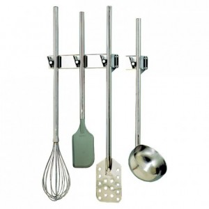 Reduction spatula in stainless steel L 1000 mm