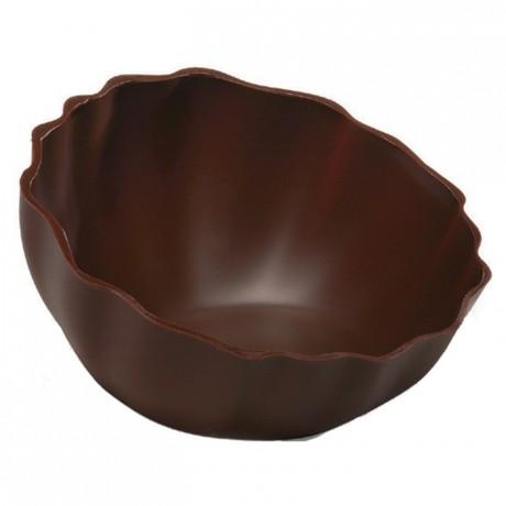 Spheris dark chocolate hollow form 45 pcs