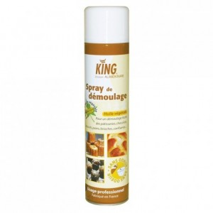 Spray de démoulage King 600 mL