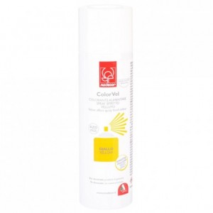 Spray velours jaune 250 mL