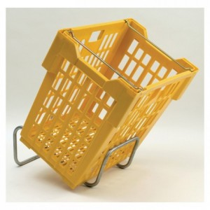 Bread basket holder