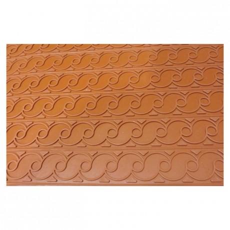 Relief mat arabesque 600 x 400 mm