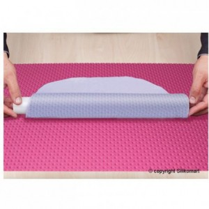 Dots decorative silicone mat