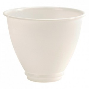 "Cup ""B. Cup"" white 15 cL (3500 pcs)"