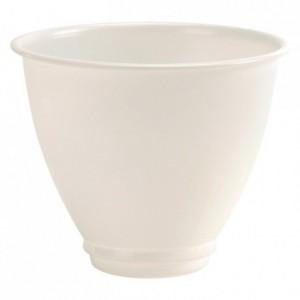 Tasse à café en PS blancB.Cup15 cL (lot de 3500)