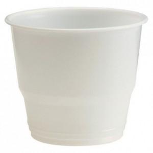 Tasses à café en PS blanc Combicup 20 cL (lot de 2000)