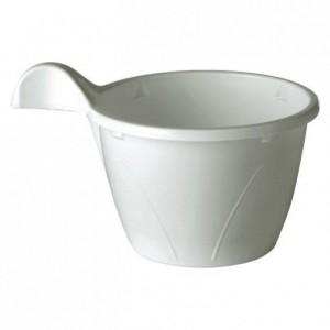 Tasse Thermoformée café/thé blanc 10 cL (lot de 1000)