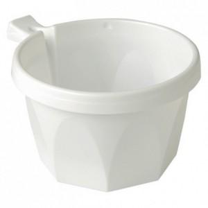 Tasse Thermoformée café/thé blanc 17 cL (lot de 1000)