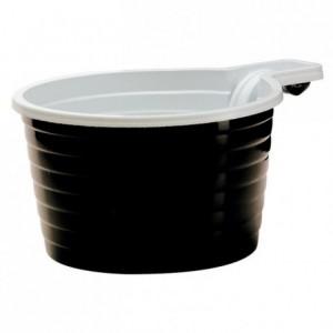 Tasse Thermoformée café/thé blanc & marron 18 cL (lot de 800)