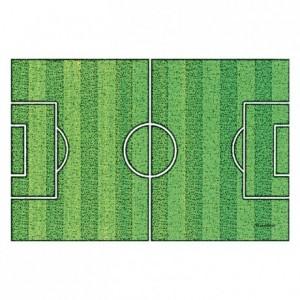 Terrain de foot en azyme 30 x 20 cm