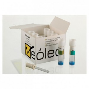Véoléo oil tests ( 8 pcs)