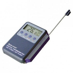 Thermomètre digital avec alarme -50°C à +200°C