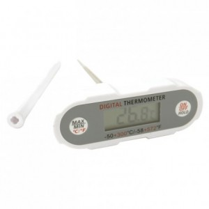 Digital electronic Thermometer -50 to +300°C